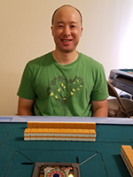 Playing Japanese Mahjong Or Riichi On An Automatic Table